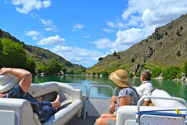 Clutha River Cruise - Otago Central Rail Trail