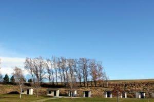 Omakau Domain Camping Ground - Otago Central Rail Trail
