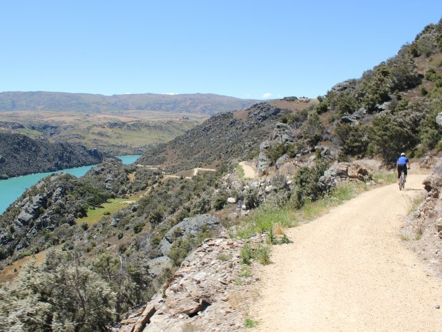 Roxburgh Gorge Trail - second half