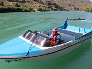 Clutha river jetboat